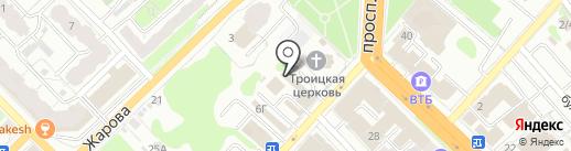 Антикварный магазин на карте Иваново