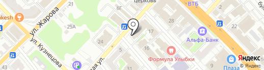 Ивановская афиша на карте Иваново