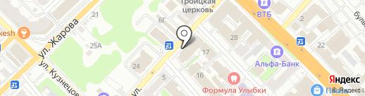 Ивановский дом национальностей на карте Иваново