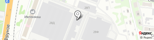 Slaff на карте Иваново