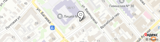 Правовой Эксперт на карте Иваново