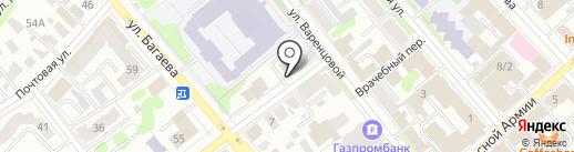 Барс-37 на карте Иваново