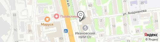 Магазин церковных и ювелирных товаров на карте Иваново