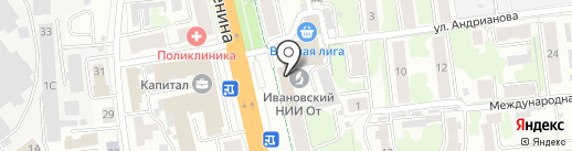 Мебель для Вас на карте Иваново