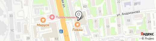 Центр внедрения современных средств безопасности труда на карте Иваново