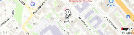 Попутчик на карте Иваново
