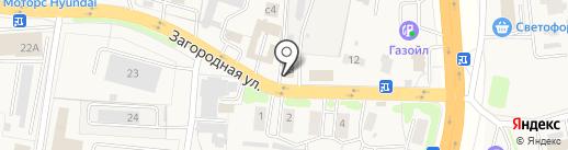 Мир цветов на карте Коляново