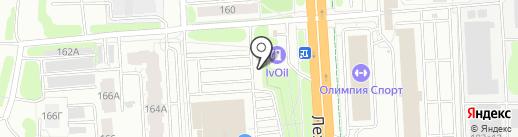 Ivshina.ru на карте Иваново