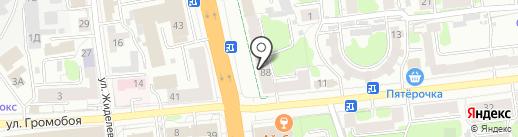 Генерал + на карте Иваново