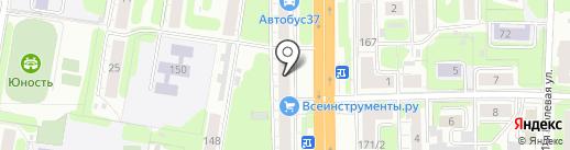585GOLD на карте Иваново
