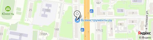 Велодок на карте Иваново