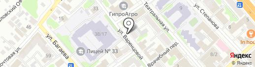 Газоводоприбор на карте Иваново