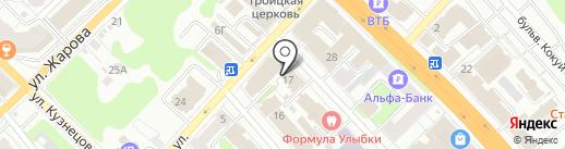 Альфа-С на карте Иваново