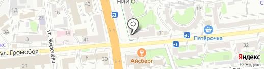 HOOLIGANS & PUB на карте Иваново