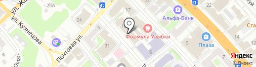 Комитет Ивановской области по природопользованию на карте Иваново