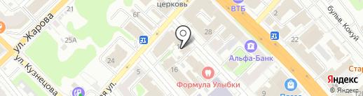 БИК на карте Иваново