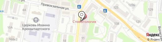 ПрофЛидер на карте Костромы