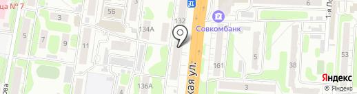 Билайн на карте Иваново