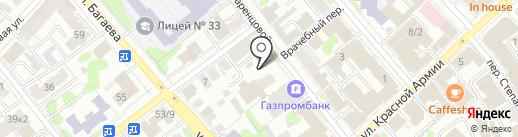 Центр по профилактике и борьбе со СПИДом и инфекционными заболеваниями по Ивановской области на карте Иваново