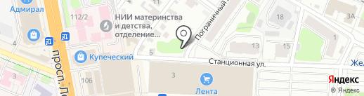 Цветочный мир на карте Иваново