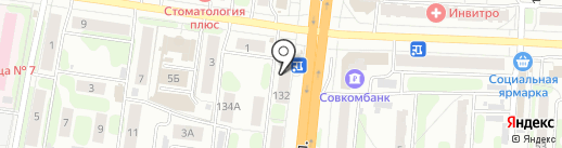 Пласт Плюс на карте Иваново