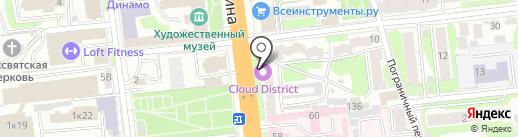 Юлмарт на карте Иваново