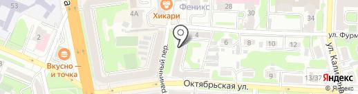 La Bell на карте Иваново