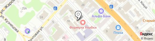 Газтекс на карте Иваново