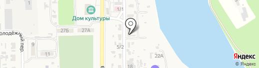 Мастерская по ремонту одежды на Школьной на карте Восхода