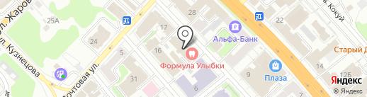 Доступная Стоматология на карте Иваново