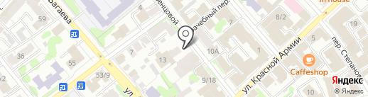 Практика на карте Иваново