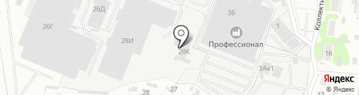 СпецПак на карте Иваново