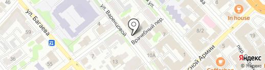Гостсертификат на карте Иваново