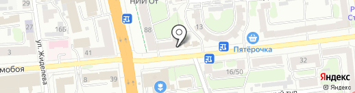 SaVi на карте Иваново