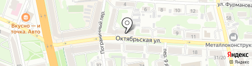 Киви на карте Иваново