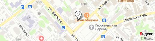 ФРИФОРМ на карте Иваново