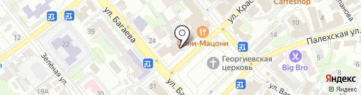 Капитал37 на карте Иваново