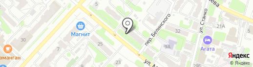 Webbys на карте Иваново