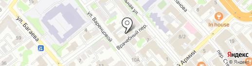 Берег-Иваново на карте Иваново