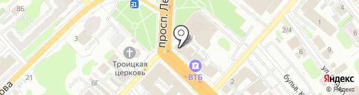 Red Fox на карте Иваново