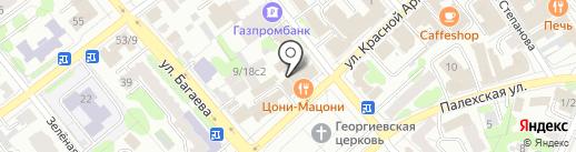 Техногазпроект на карте Иваново