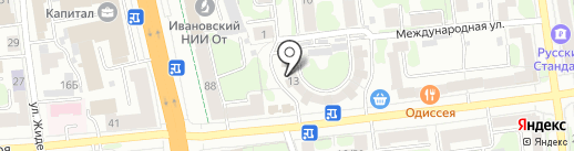 Вкус рождества на карте Иваново