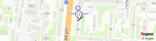 Магазин белья на карте Иваново
