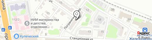 Дигеста на карте Иваново