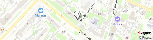 ТексИваново на карте Иваново