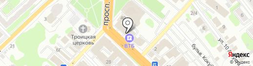 Муниципальная управляющая компания на карте Иваново