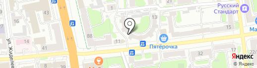 Сезам на карте Иваново