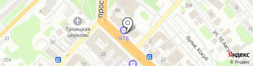 Капитал Инвест, КПК на карте Иваново