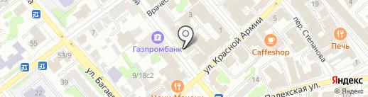 Travel Club на карте Иваново