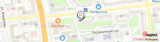 Нотариус Телешева Н.И. на карте Иваново